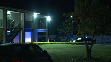 Woman critically wounded after shooting at DeKalb County hotel
