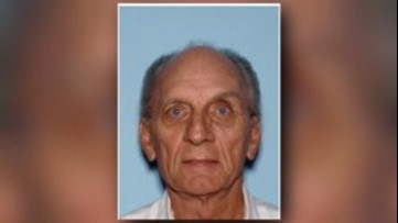 Help needed to find missing 68-year-old man