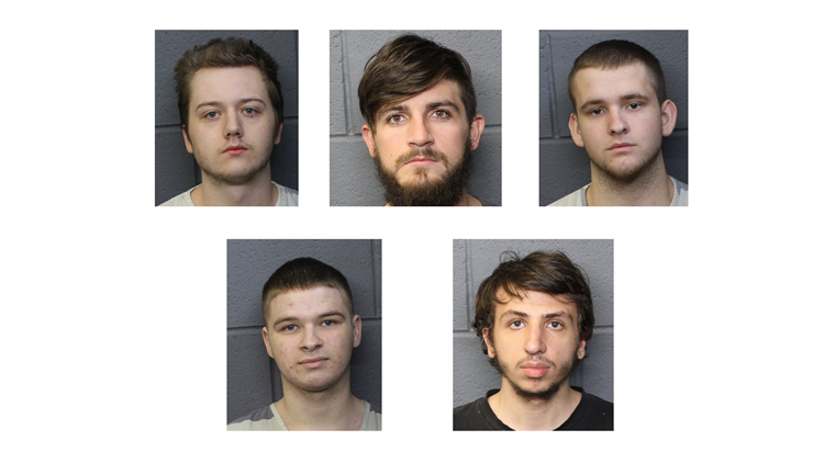 Forsyth County Sheriff's Deputies said they had foiled a conspiracy to break into a home to steal nearly $1 million in Bitcoin.