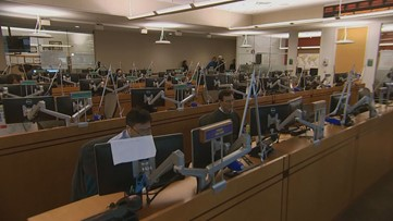 Fighting coronavirus: Inside the CDC's Emergency Operations Center