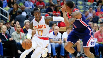 Report: Hawks deal Dennis Schroder, land Carmelo Anthony in complicated trade