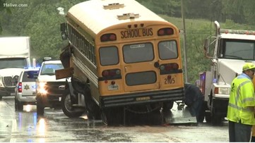 'My angels' | Bus driver thanks motorists who helped calm kids after deadly wreck