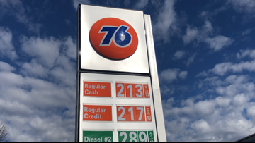 Suwanee gas station to offer gas for 76 cents today