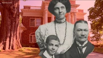 Herndon Home Museum promotes legacy of emancipated slave who became Atlanta's first black millionaireo