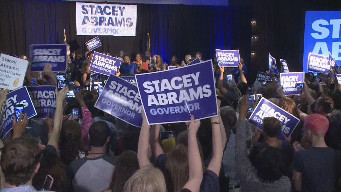 Reasons to Get Excited About Stacey Abrams
