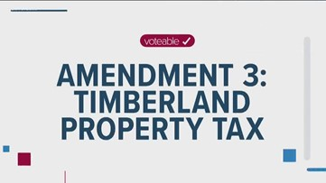 Here's what the Timberland Property Tax means if you vote for it