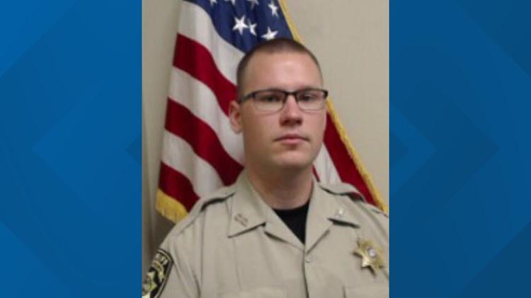 Coweta County deputy John Collins