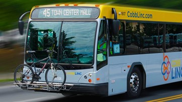 Cobb County bus system to start running on Sundays, eliminate some routes