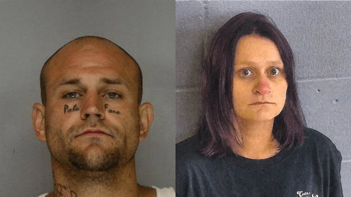 Infant found in hotel freezer leads to arrest of Hall Co  couple in Florida