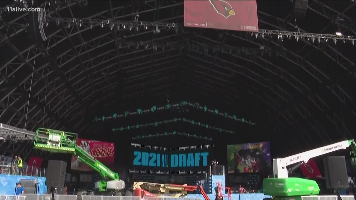 Falcons hope to overcome troubled Draft past