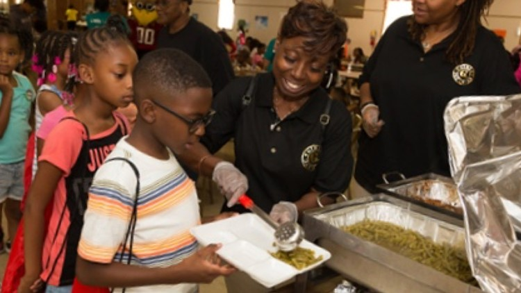 The program was intended to support food insecure children in Georgia.