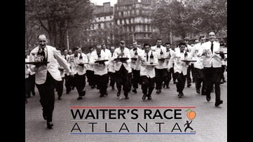 2018 Waiter's Race - Atlanta