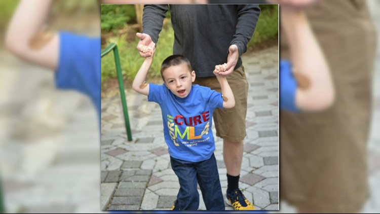 Families with children affected by a rare neurological disease ML4 are rallying with researchers in Atlanta