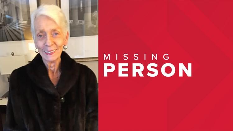 Catherine Celine Peavy - missing