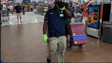 Fake Walmart employees hit Peachtree City store