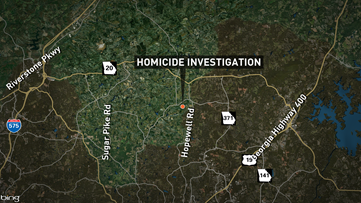 Human remains found in Alpharetta | Police treating the case as a murder