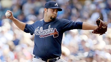 BLOG: Real-time analysis from the Braves' Game 2 loss to the Dodgers