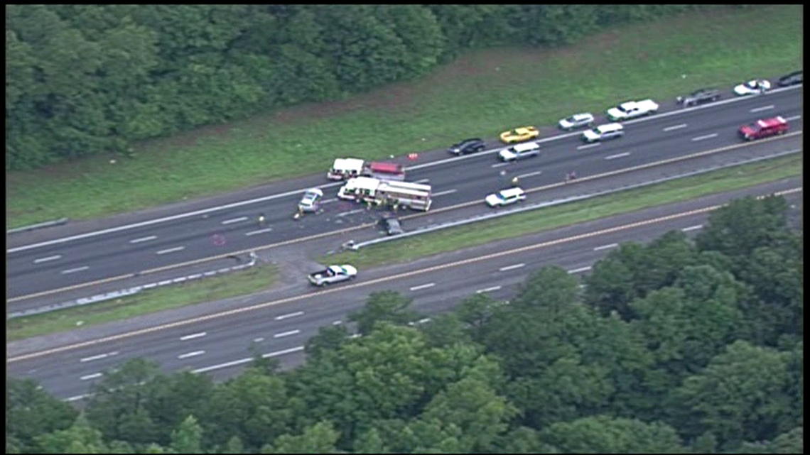 Gas Companies In Ga >> Accident on I-75 south has all lanes blocked | 11alive.com