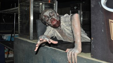 Six Flags is hiring 300 people for Fright Fest and Holiday in the Park