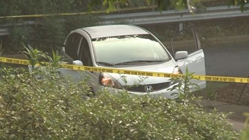 Fatal shooting that took place in Gwinnett ends at DeKalb gas station