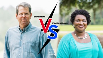 Georgia Election Results | Brian Kemp vs. Stacey Abrams in America's most watched governor's race