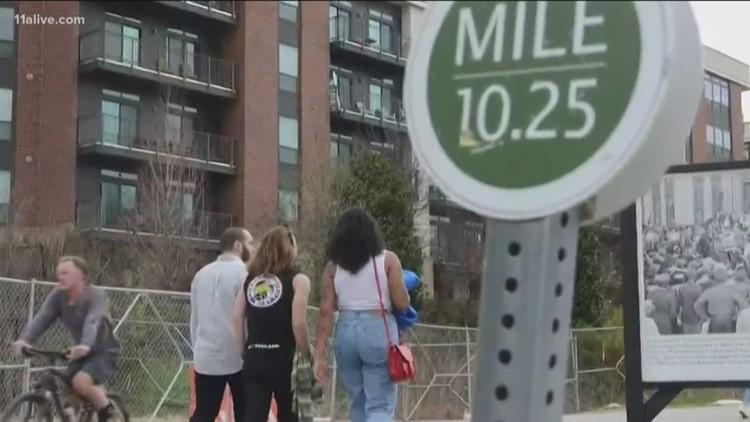 Atlanta BeltLine releases bid to light Eastside Trail
