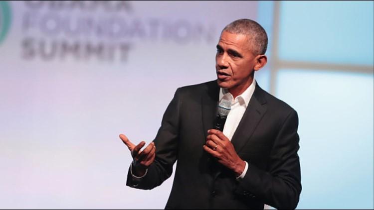 Barack Obama Foundation Summit