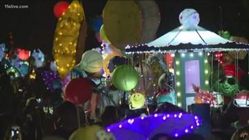 Lantern Parade 2019: Atlantans bid colorful goodbye to summer