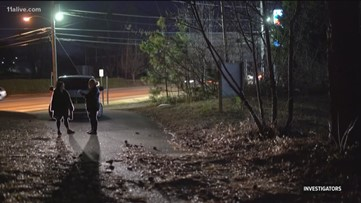 Mr. X: Woman comes face-to-face with Atlanta strangler