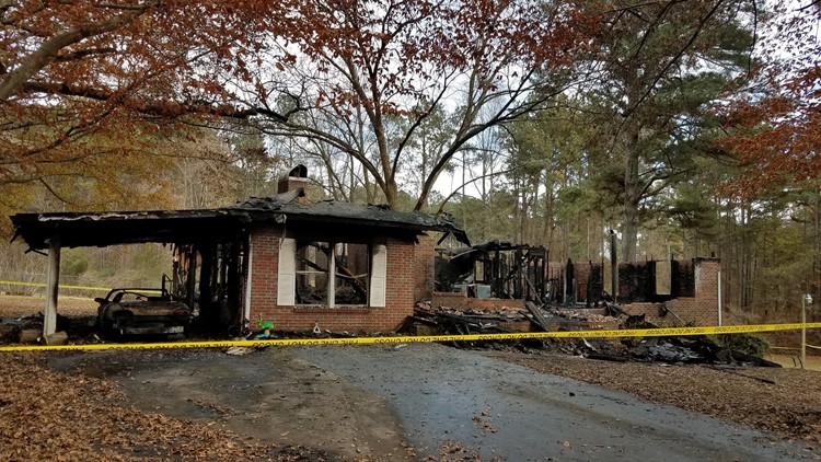 Tallapoosa house fire Dec. 6, 2018