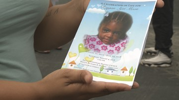 Funeral held Saturday for child who starved to death | Mother charged, awaiting trial