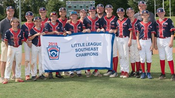 Hello, Williamsport! Peachtree City advances to Little League World Series