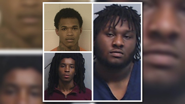 Arrests made in Georgia Tech armed robberies