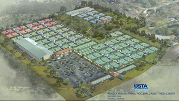'I see a lot of room for improvement' | Roswell mayor creates steps to inform city on tennis project