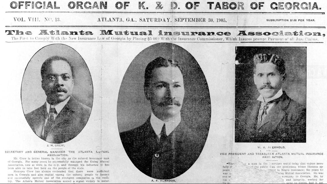 Atlanta Life Insurance history | 11alive.com