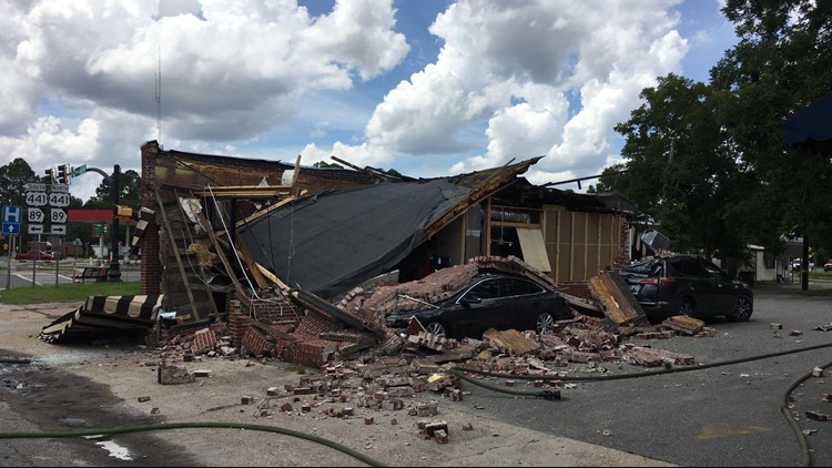 Explosion At Homerville Coffee Shop Sends 3 Employees To The