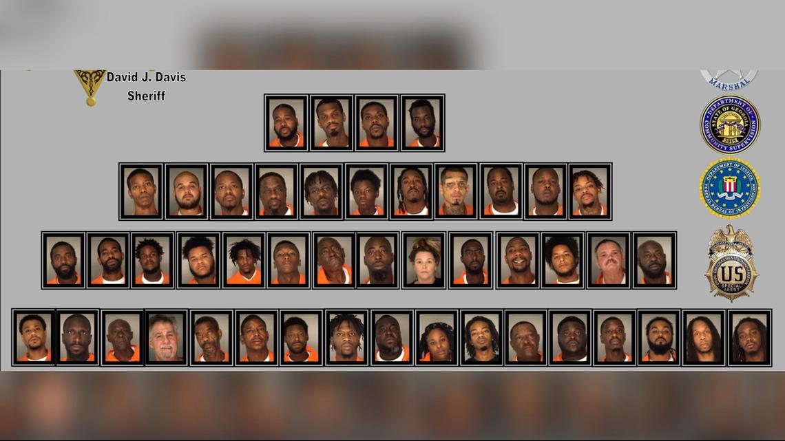 LIST: 'Operation Shockwave' ends with the arrests of 46