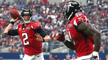 NFL: Calculating the Atlanta Falcons' chances of reaching the NFC playoffs