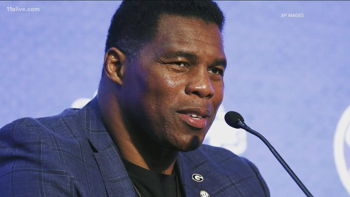 Herschel Walker's past could interfere with a possible senate bid