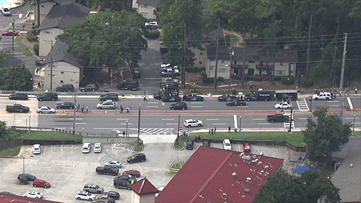 Buford Highway SWAT situation ends peacefully, police say