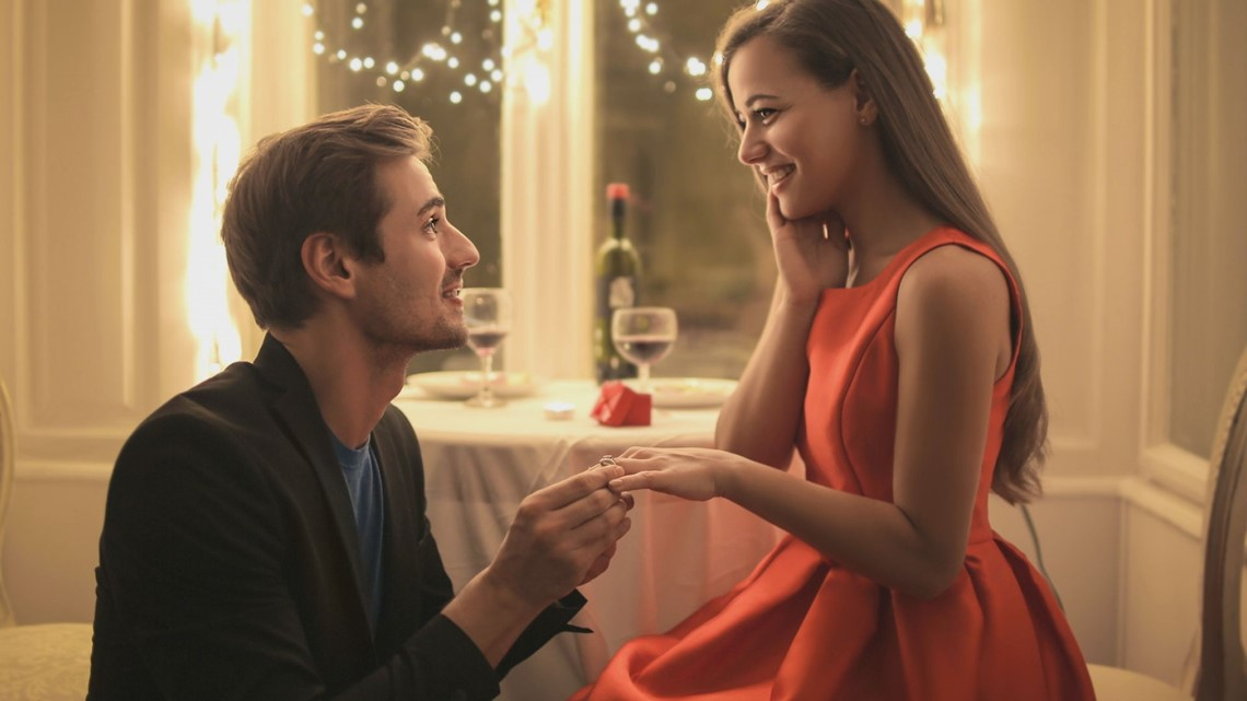 Gas Companies In Georgia >> Why do men get on one knee to propose? | 11alive.com
