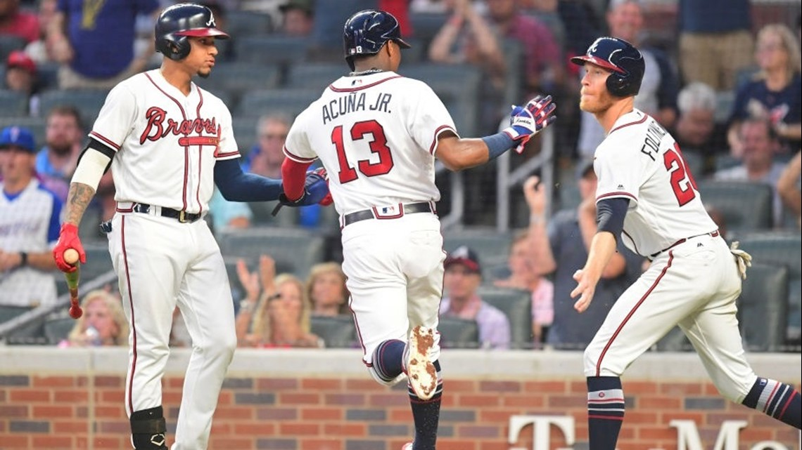 f6963b23e Recalculating the Atlanta Braves' playoff odds before Labor Day weekend |  11alive.com