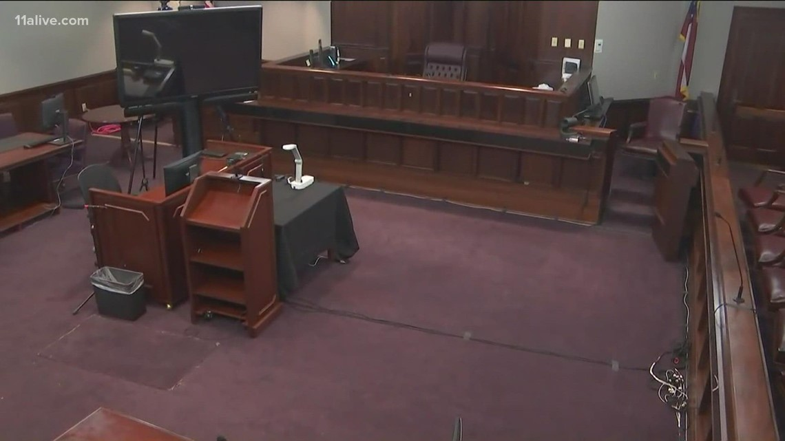 Jury selection resumes in Glynn County for the trial of the death of Ahmaud Arbery