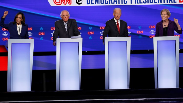Democratic debate in Atlanta: Everything you need to know