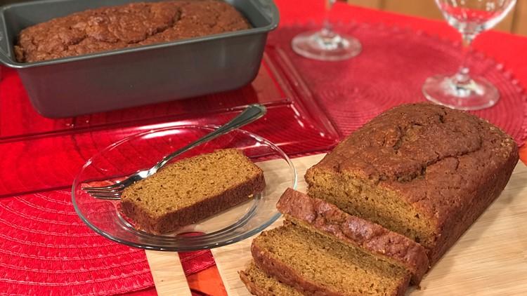 Peanut Butter Pumpkin Cake