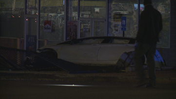 Police: Man driving shot by driver of passing car