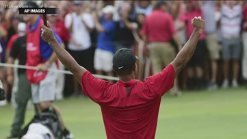 'It will stick with me for the rest of my life': Walking with Tiger Woods at East Lake