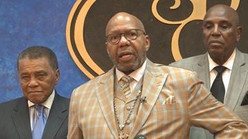 Pastor Jasper Williams stands by Aretha Franklin eulogy remarks on 'Black America's soul'