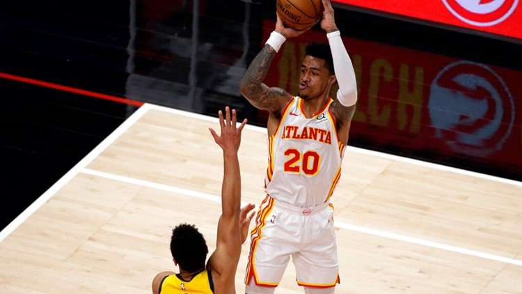 Reports stir that Hawks are listening to trade offers regarding John Collins - but will it actually happen?