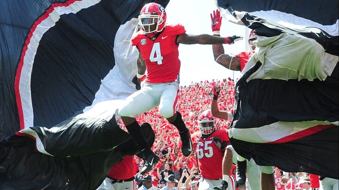 Gas Companies In Georgia >> SEC Bowl Projections: Predicting the bowl fates for UGA, other major players | 11alive.com